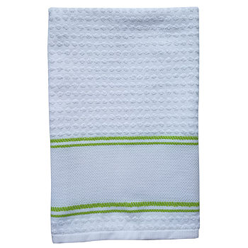 Nancy Kitchen Towel - Lime Green