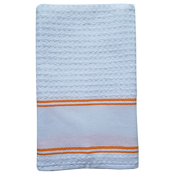 Nancy Kitchen Towel - Orange THUMBNAIL