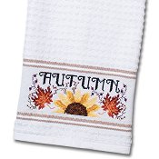 Nancy Kitchen Towel - Tan