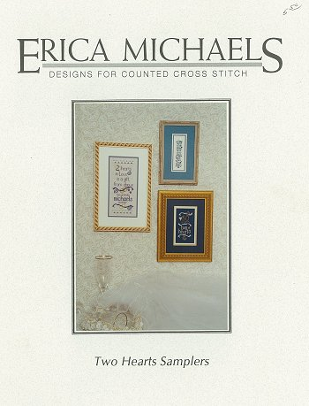 Erica Michael's - Two Hearts Samplers