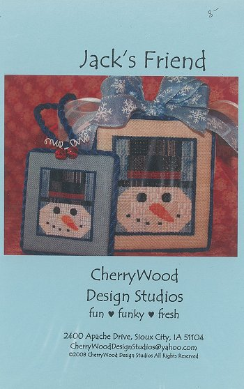 CherryWood Design Studios - Jack's Friend