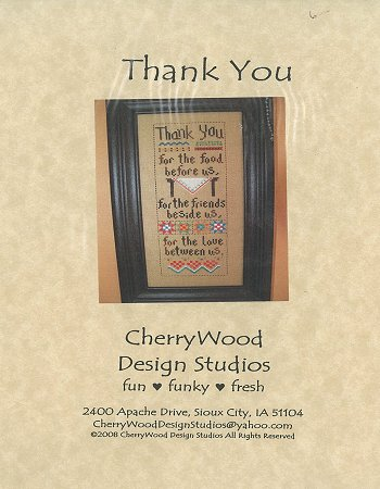 Cherry Wood Design Studios - Thank You