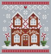 Shannon Christine Designs - Gingerbread House 2 THUMBNAIL