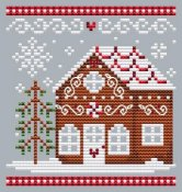 Shannon Christine Designs - Gingerbread House 3 THUMBNAIL