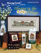 Book 415 Spring in the Village THUMBNAIL