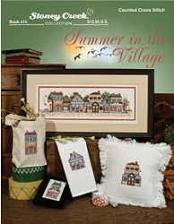 Book 416 Summer in the Village MAIN