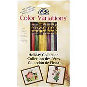 DMC Color Variations Holiday Collection THUMBNAIL