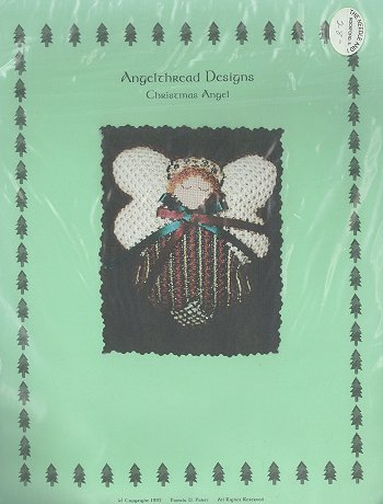 Angelthread Designs - Christmas Angel