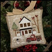 Little House Needleworks - Farmhouse Christmas 3 - Grandpa's Pick-Up