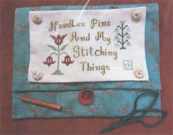 Widgets & Wool Primitives - Needles and Pins