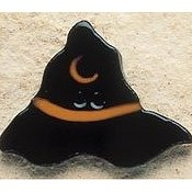 Mill Hill Button - 43058 Debbie Mumm - Witch Hat