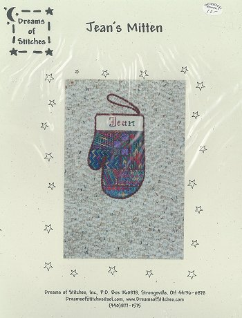 Dreams of Stitches - Jean's Mitten