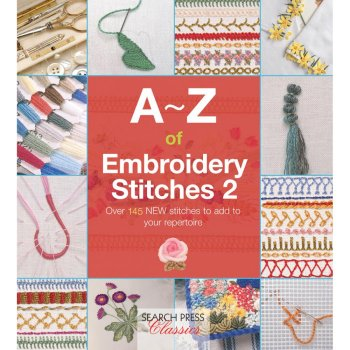 Search Press - A - Z of Embroidery Stitches 2 MAIN