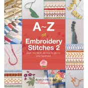 Search Press - A - Z of Embroidery Stitches 2 THUMBNAIL