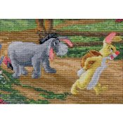The Disney Dreams Collection - Eeyore and Rabbit Vignette