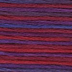 DMC 5 Pearl Cotton Color Variations 4212 Mixed Berries MAIN