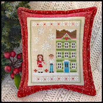 Country Cottage Needleworks - Snow Place Like Home - Snow Place 5 MAIN