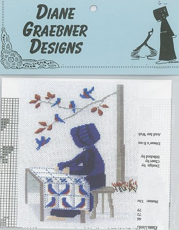 Diane Graebner Designs - The Bluebird Quilt