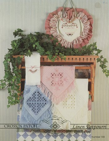 Cross 'N Patch - Linen Potpourri