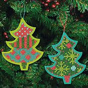 Dimensions Ornament Kit - Jolly Tree (S) THUMBNAIL