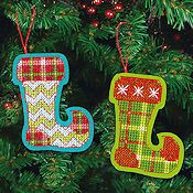 Dimensions Ornament Kit - Jolly Stocking (S)