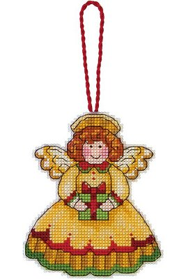 Dimensions Ornament Kit - Angel MAIN