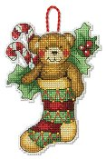Dimensions Ornament Kit - Bear THUMBNAIL