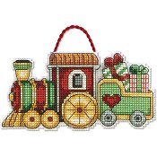 Dimensions Ornament Kit - Train THUMBNAIL