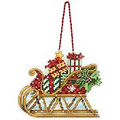 Dimensions Ornament Kit - Sleigh (S) THUMBNAIL