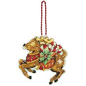 Dimensions Ornament Kit - Reindeer (S) THUMBNAIL