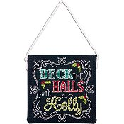 Dimensions Ornament Kit - Deck The Halls (S)