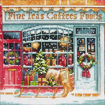 Dimensions Gold Collection Petite Kit - Coffee Shoppe (S)