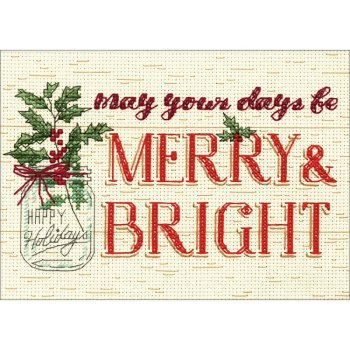 Dimensions Kit - Merry & Bright MAIN
