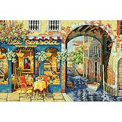 Dimensions Gold Collection Kit - Charming Waterway