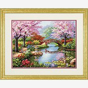 Dimensions Gold Collection Kit - Japanese Garden