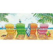 Dimensions Kit - Beach Chairs