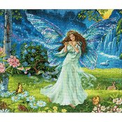 Dimensions Gold Collection Kit - Spring Fairy THUMBNAIL