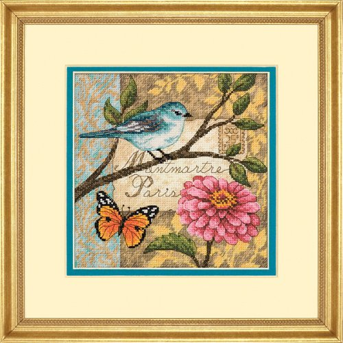 Dimensions Gold Collection Petite Kit - Bird Poste (S)