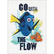 Disney Finding Dory - Go With The Flow (S) THUMBNAIL