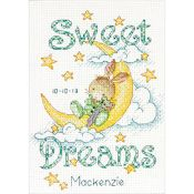 Dimensions Kit - Sweet Dreams Birth Record (S) THUMBNAIL