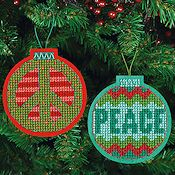 Dimensions Ornament Kit - Jolly Peace (S)