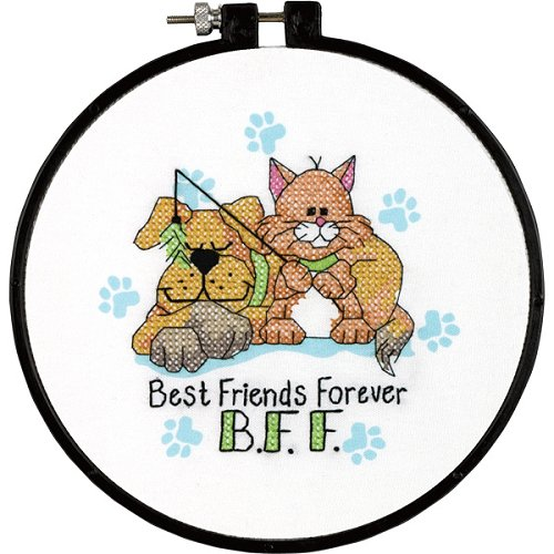 Dimensions Learn A Craft - Best Friends Forever (S)