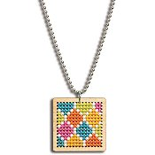 Dimensions Pendant Kit - Large Square Diamond Pattern THUMBNAIL