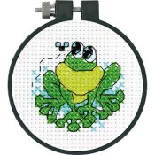 Dimensions Learn A Craft - Happy Frog (S) THUMBNAIL