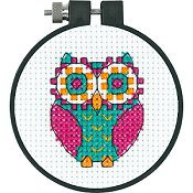 Dimensions Learn A Craft - Flower Owl (S)