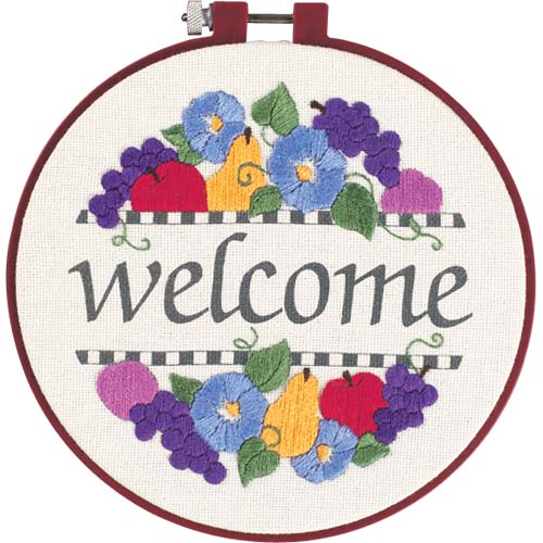 Dimensions Learn A Craft - Summer Welcome MAIN