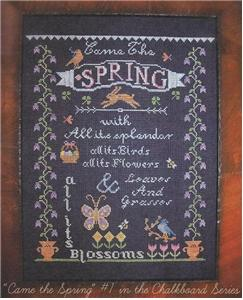 Lindsay Lane Designs - Came the Spring