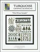 Turquoise Graphics & Designs - Mini Winter Sampler