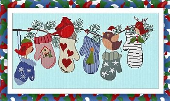 Alessandra Adelaide Needleworks - Christmas Wishlist MAIN