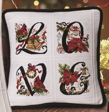 Anne Cloth Pillow Cut (2 x 2 squares)